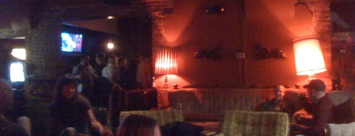 The Horseshoe Lounge is one of Bars with WiFi.
