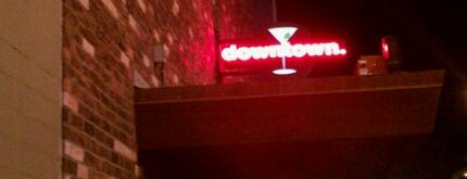 Downtown Cocktail Room is one of Vegas Death March.