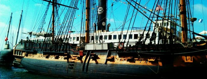 Maritime Museum of San Diego is one of San Diego's Best Museums - 2012.