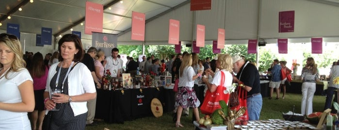 Atlanta Food & Wine Festival is one of Nancy's A.Kraus Places&Food's&	Ect... <3.