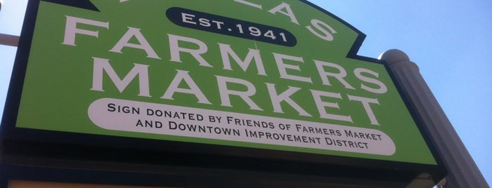 Dallas Farmers Market is one of 67 Things to do in Dallas Before You Die or Move.