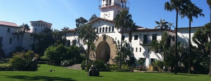 Sunken Gardens is one of Santa Barbara.
