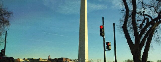 National Mall is one of Top 10 tempat turis di Washington DC.