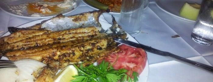 Tapkıran Canlı Balık is one of gaziantep lezzet durakları.