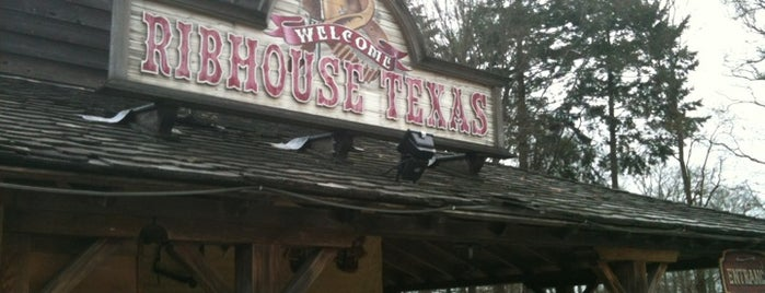 Ribhouse Texas is one of Lugares favoritos de Jochem.