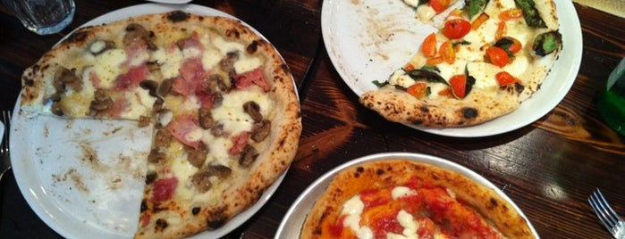 Forcella is one of Aaron's Favorite Pizzerias in the World.