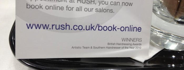 Rush Hair is one of London لندن.