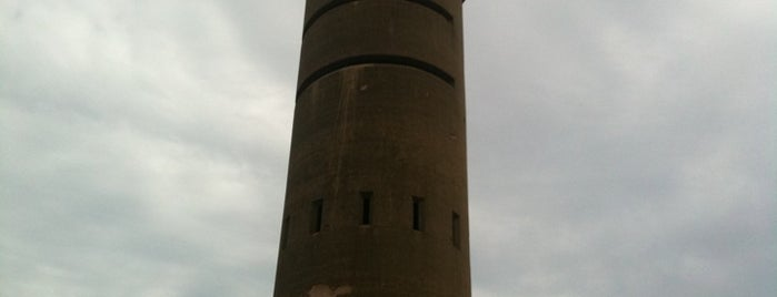 Cape Henlopen Observation Tower is one of Lugares favoritos de IS.