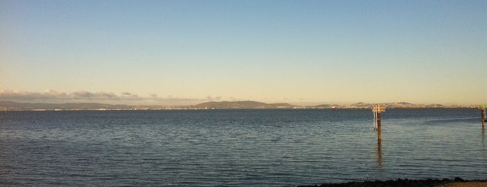 San Leandro Marina is one of The Bay.