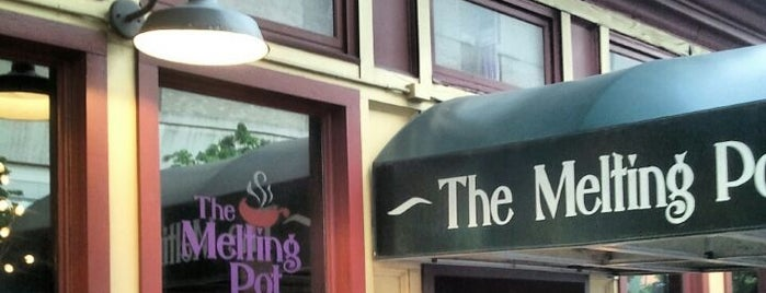 The Melting Pot is one of 20 favorite restaurants.