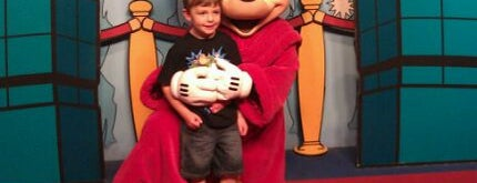 The Magic of Disney Animation is one of My vacation @Orlando.