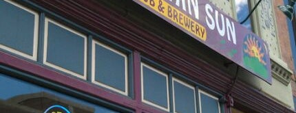 Mountain Sun Pub & Brewery is one of Boulder Breweries.