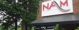 Nam is one of Atlanta's best restaurant patios.