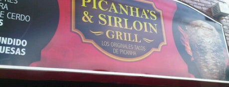 Picanha's & Sirloin Grill is one of Lugares favoritos de Ofe.