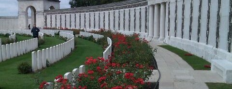 Tyne Cot Cemetery is one of Places in Europe.