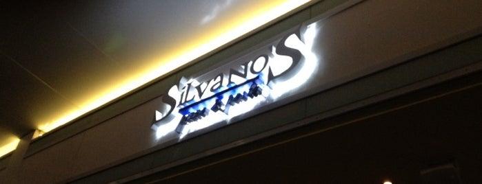 Silvano's is one of restaurantes.