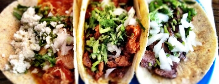 La Lucha - Tacos & Boutique is one of CMJ 2012.