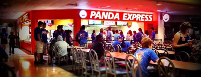 Panda Express @ The Reitz is one of GAINESVILLE, FL.