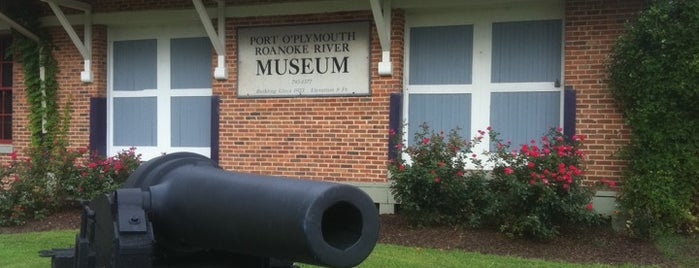Port O'Plymouth Museum is one of NC's Best-Kept Secrets.