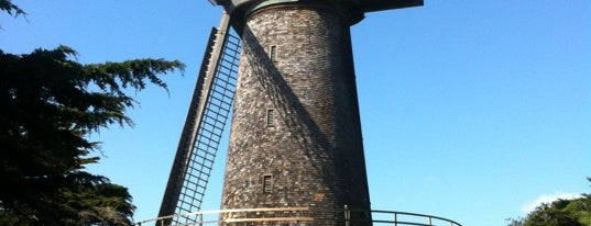 Murphy Windmill is one of Partners in Preservation-San Francisco.