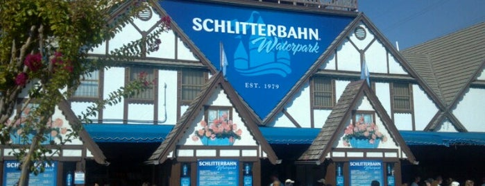 Schlitterbahn is one of Favorites.