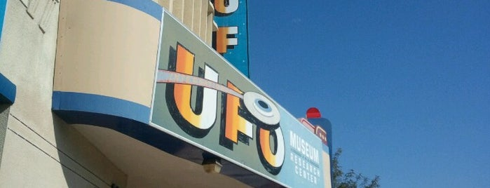 International UFO Museum and Research Center is one of Museums.