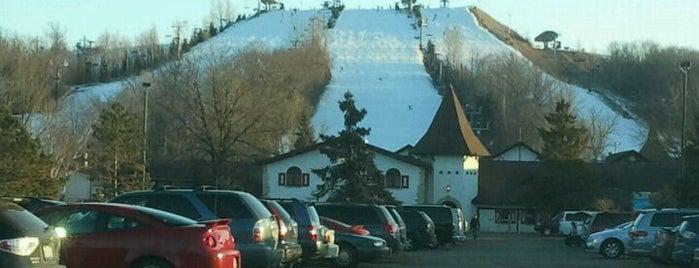 Alpine Valley Resort is one of Skiing.