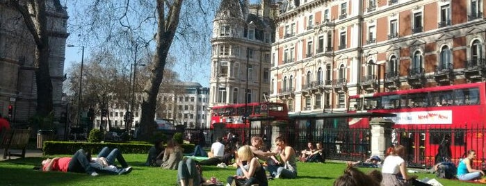 Lower Grosvenor Gardens is one of Spring Famous London Story.