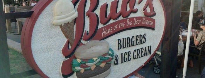 Bub's Burgers & Ice Cream is one of Lieux qui ont plu à Joe.