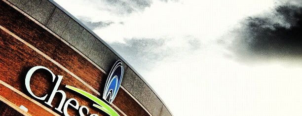 Chesapeake Energy Arena is one of sports arenas and stadiums.