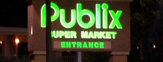Publix is one of Tempat yang Disukai Scott.