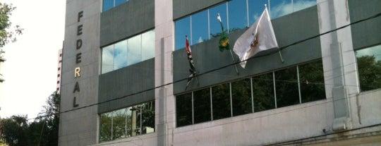 Justiça Federal is one of Tempat yang Disukai Jose Aristeu.