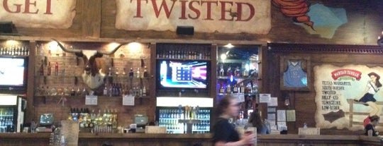 Twisted Taco Perimeter is one of Best Bars in Georgia to watch NFL SUNDAY TICKET™.