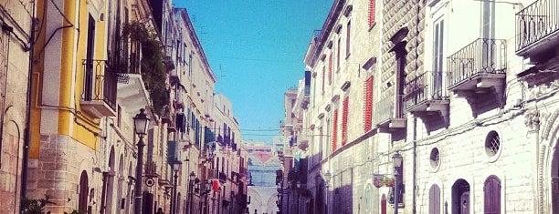 Barletta is one of Italian Cities.