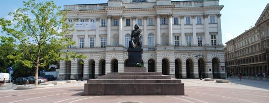 Pałac Staszica is one of Warsaw.