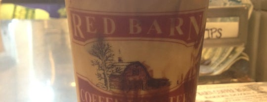 Red Barn Coffee Roasters is one of Coffee in Boston.
