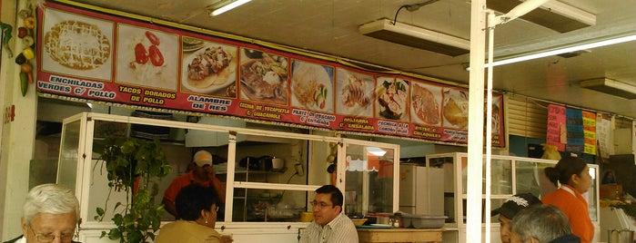 Mercado Morelos is one of Orte, die Detestable gefallen.