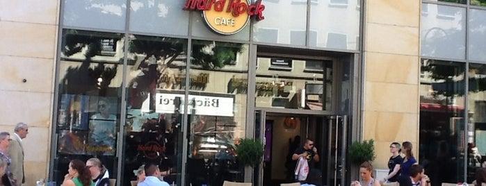 Hard Rock Cafe Köln is one of Hard Rock Cafes I've Visited.