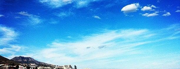 Playa Los Boliches is one of Lugares favoritos de Melle.