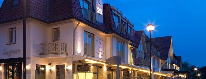 La Terrasse du Zoute is one of Tim's Favorite Restaurants & Bars around The Globe.