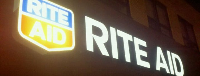 Rite Aid is one of Danielaさんのお気に入りスポット.