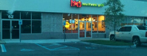 Moe's Southwest Grill is one of Locais salvos de E.