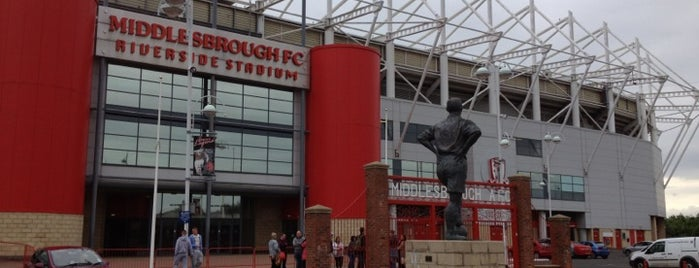Riverside Stadium is one of Posti che sono piaciuti a Carl.