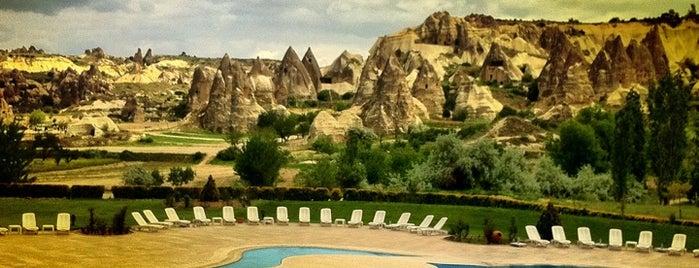 Tourist Hotels & Resorts Cappadocia is one of Tempat yang Disukai Barış.