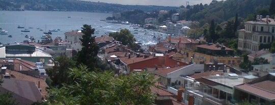 Küçük Bebek is one of ● Bebek (istanbul).