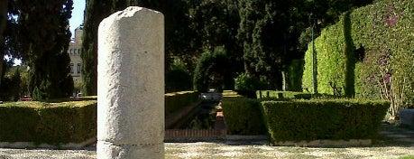 Jardines de la Puerta Oscura is one of Qué visitar en Málaga.