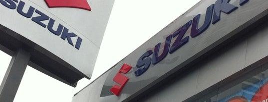 Suzuki is one of Dealers.