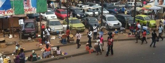 Makola Market is one of Work Travels.