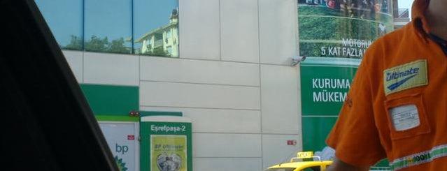 BP is one of Tempat yang Disukai Tolga.