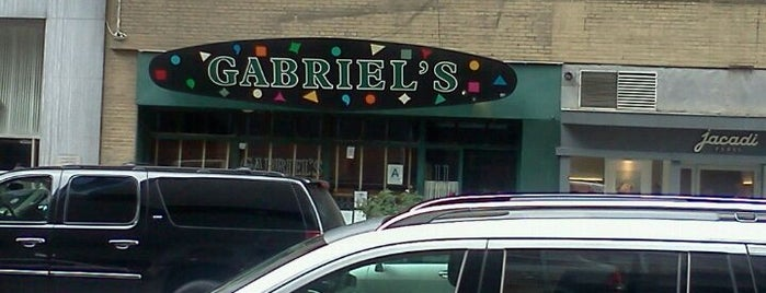 Gabriel's is one of nyc - restaurants.